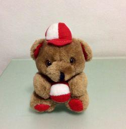 Soft toy: teddy bear. Exchange.