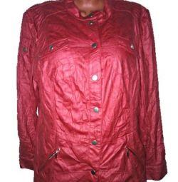 Куртка жакет новая ,р.52-54