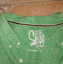 Нові лляні сорочки
