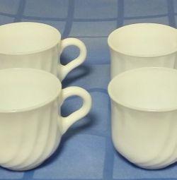 Чашки для Кофе Harmonia Испания 4 шт