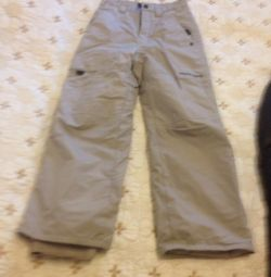 Winter pants new