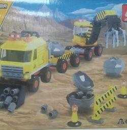 Κατασκευαστής μπλοκ μηχανήματα κατασκευής 277 παιδιά
