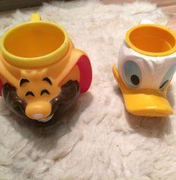 New Disney Collection Mugs