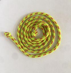 Rope gymnastics rope