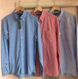 Tommy Hilfiger men's shirts new