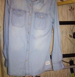 Jeans shirt Reserved 8-9 years