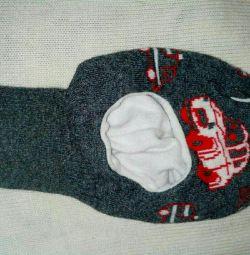 Şapka örme şapka (yeni)