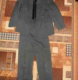 Costum de școală pentru clasa 1-3.