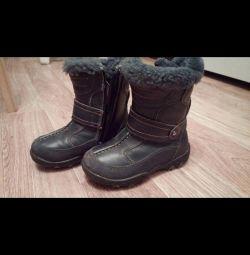 Φυσικές μπότες