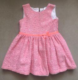 Платье праздничное Carter's