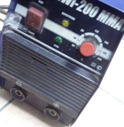 Kraton WI-200 MMA / TIG (1194) welding machine