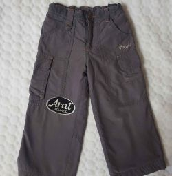 insulated trousers size 98