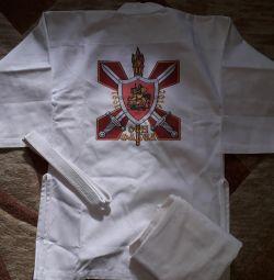 Kimono pentru mână-la-mână luptă arte marțiale SPNSNAZ