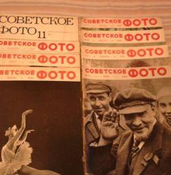 Sovyet fotoğraf