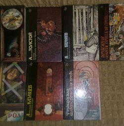 Serii de cărți de ficțiune