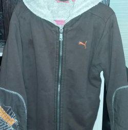 Sıcak ceket PUMA