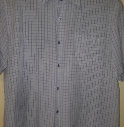Shirt 54 r. short-sleeve
