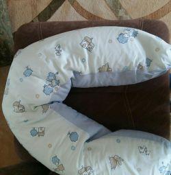 Pillow for pregnant / nursing + GIFT