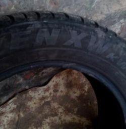 Tires p16 205 & 60