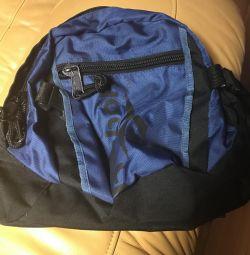 kemer için spor çantası