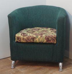 New Chair Toledo MH6V (green)