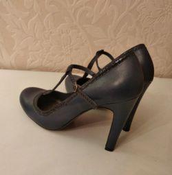 Μπλε παπούτσια 37p