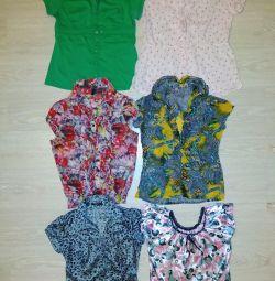 Блузи жіночі 42-46