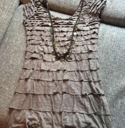 Фирменная блуза - туника
