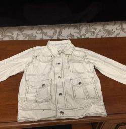 Children's jacket for growth 116