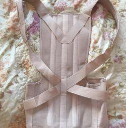Orthopedic corset, bargaining