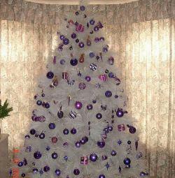 New Christmas tree handmade
