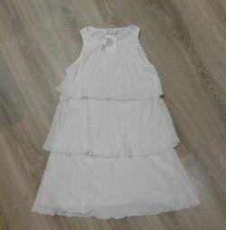 New white dress HM