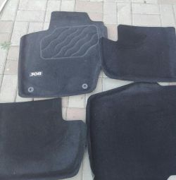 Rugs for cars Peugeot 308