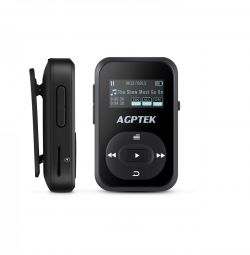MP3 player Agptek A26 8GB Livrare