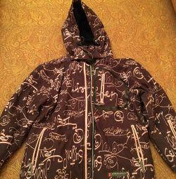 Куртка для активного отдыха для девочки