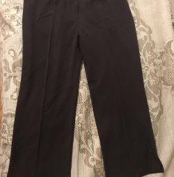 Pants new, 48/50
