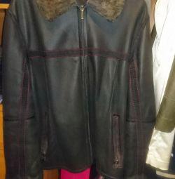 Alessandro manzoni sheepskin coat 58