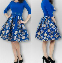 Νέο φόρεμα 44,46 μεγέθη