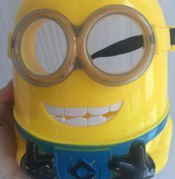 Maske minionu