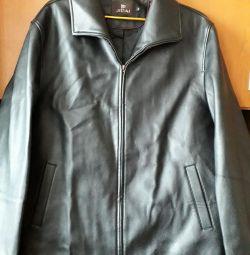 куртка Коженая нова кожзам,