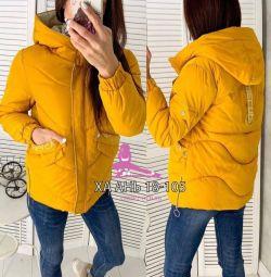 Модні курточки