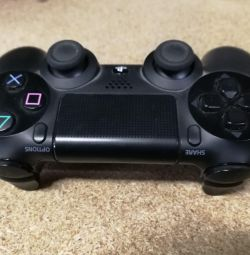 Gamepad for Sony PS4. Exchange
