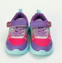 Ανδρικά πάνινα παπούτσια νέο