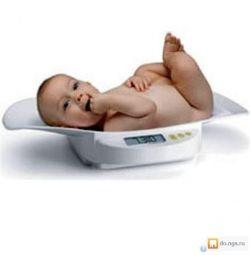 Baby scales fhytfcv