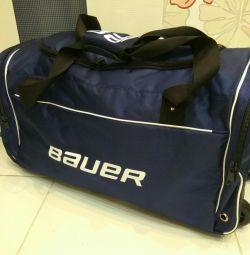 Bauer hockey. Доставка