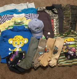 Children's clothing, size 98