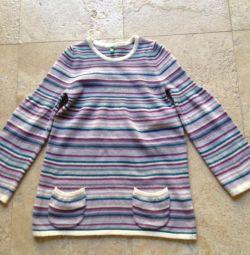 Rochie Benetton tricotată, soluție 120