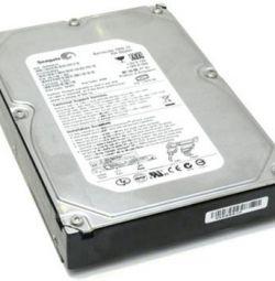 Sabit Sürücü 3.5 SATA Seagate ST3300831AS 300GB