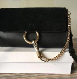 Τσάντα - συμπλέκτη Chloe Faye Mini