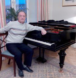 Repararea și reglarea pianului